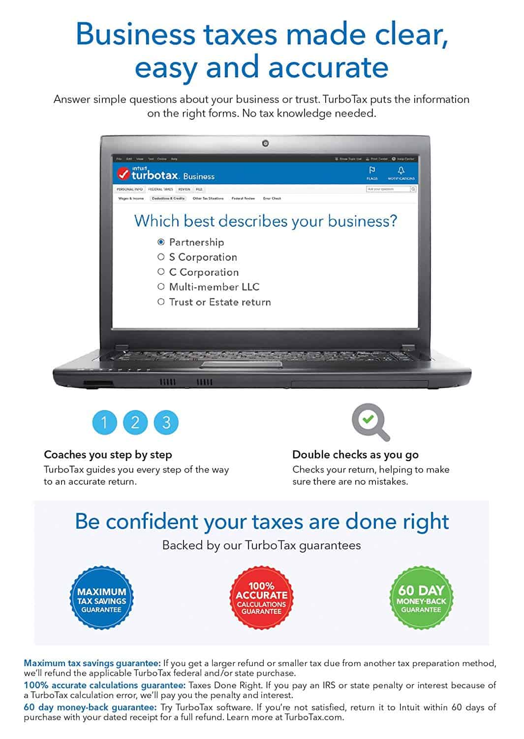 Buy TurboTax Business 2018 Function